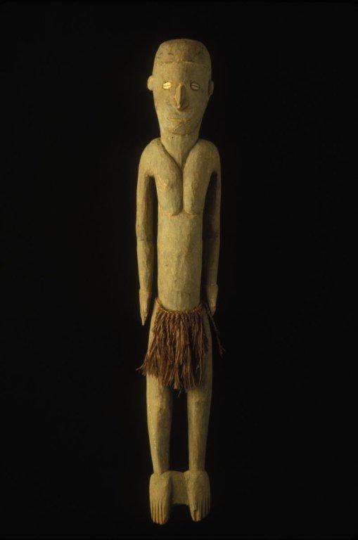 Papua New Guinea Full Body Male Figure