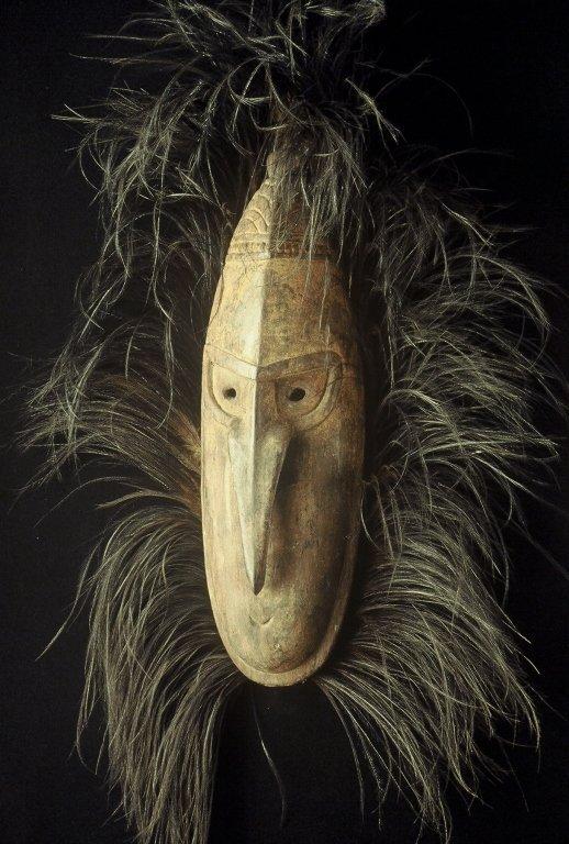 Papua New Guinea  Mask