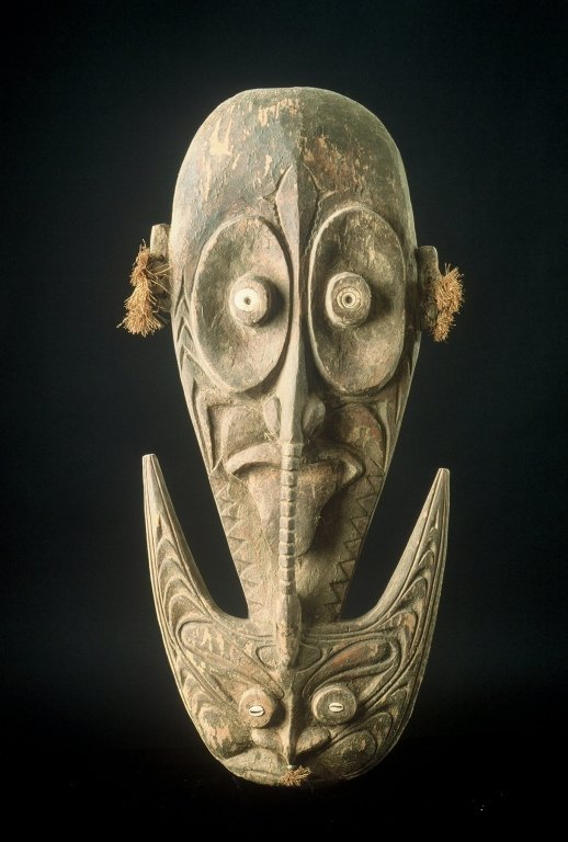Papua New Guinea Cult Hook