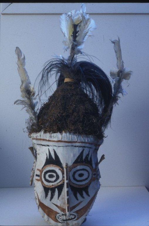 Papua New Guinea Dance Mask