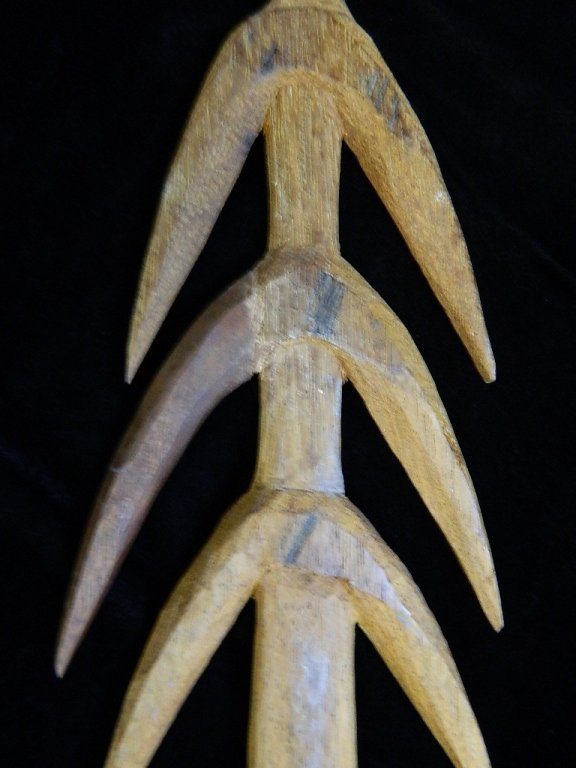 Papua New Guinea Ceremonial Spears - 3