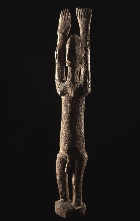African   Dogon Rain Maker Figure