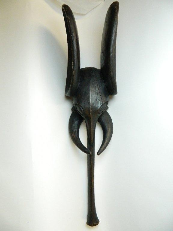 African Elephant Mask