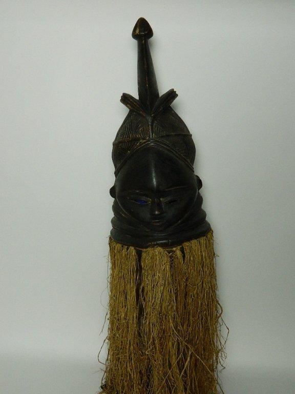 Afican Mende Helmet Mask
