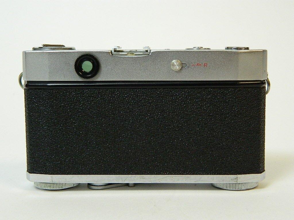 Ricoh 500 Camera w/ SLV Shutter and Riken Lens - 3