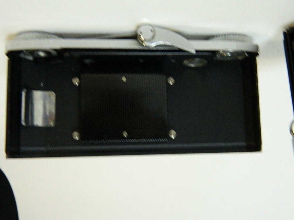 Ricoh 500 Camera w/ SLV Shutter and Riken Lens - 5