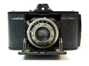 1939 AGFA Full Frame Camera Memar 5.6 Lens