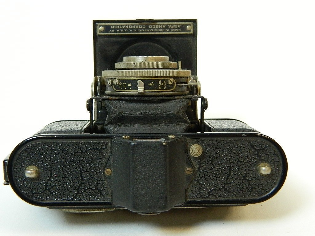 1939 AGFA Full Frame Camera Memar 5.6 Lens - 5
