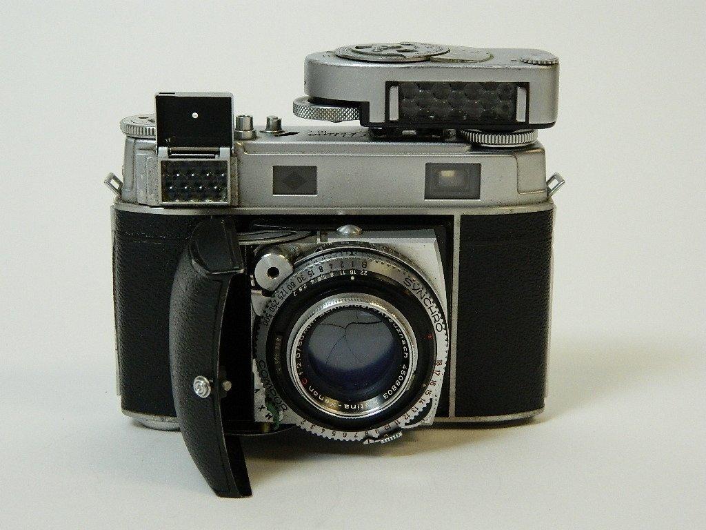 Kodak Retina III C 35 mm Camera Type 021