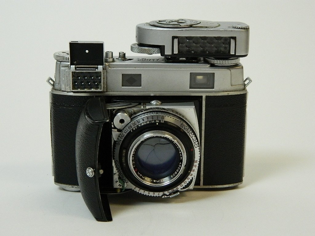 Kodak Retina III C 35 mm Camera Type 021