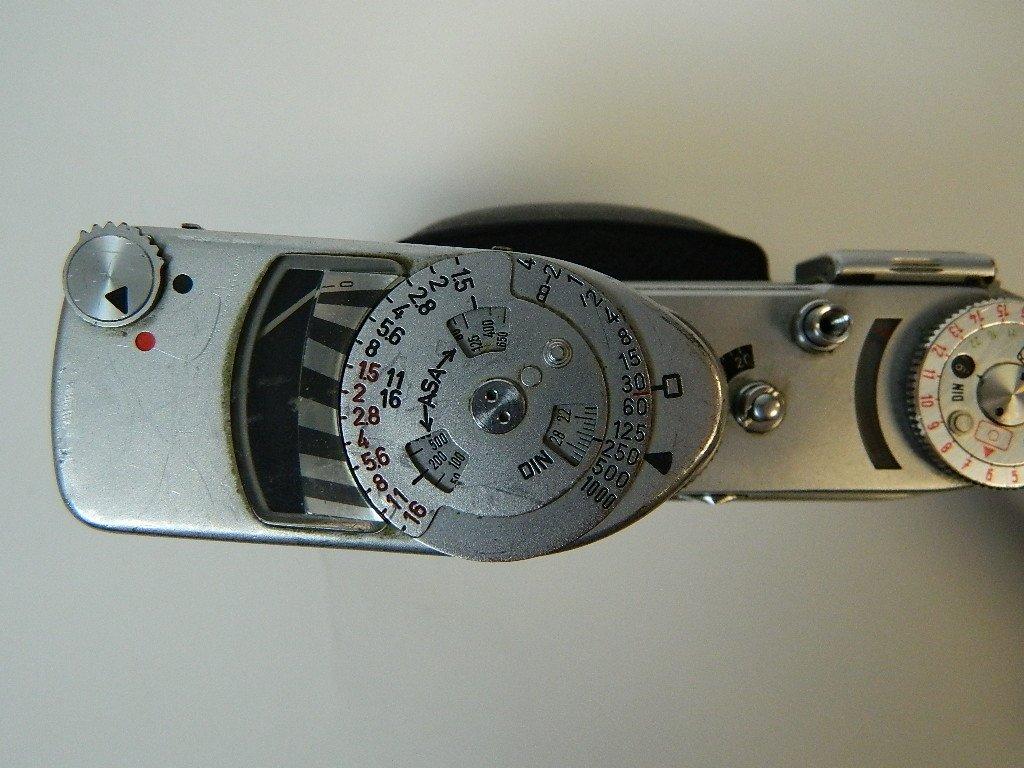 Kodak Retina III C 35 mm Camera Type 021 - 5