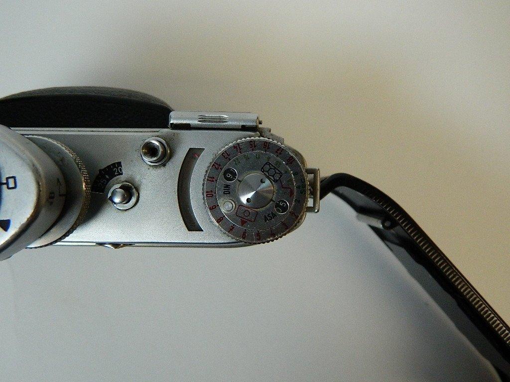 Kodak Retina III C 35 mm Camera Type 021 - 6
