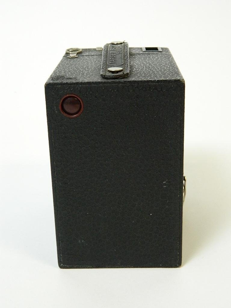 Beau Brownie #2A Box Camera w/ Rare Face Plate - 3