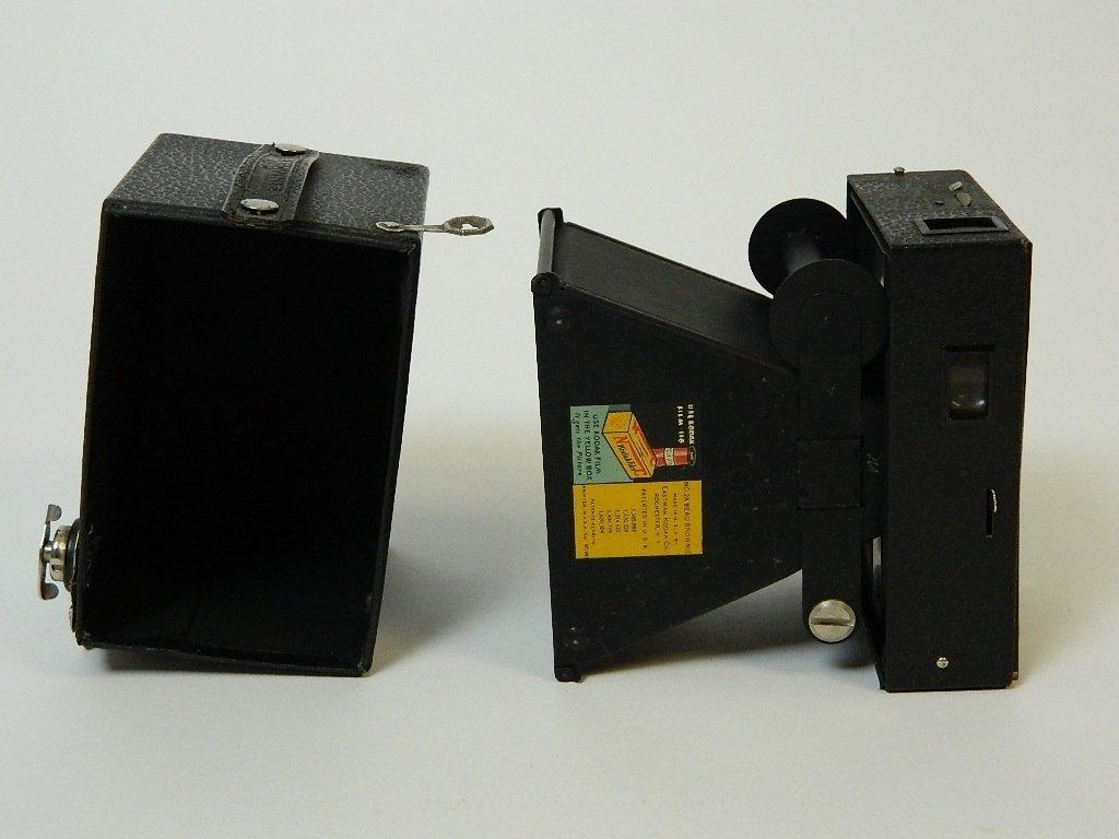 Beau Brownie #2A Box Camera w/ Rare Face Plate - 5