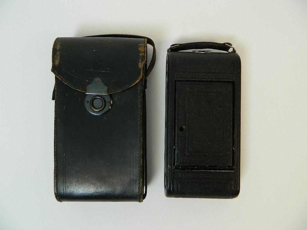 1925 Ansco Automatic No 1-A Folding Roll Camera