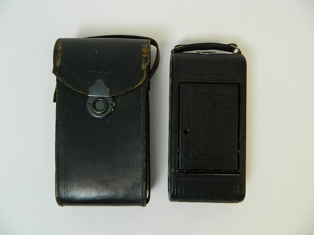 1925 Ansco Automatic No 1-A Folding Roll Camera