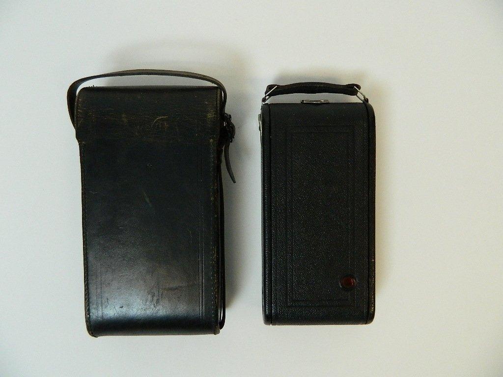 1925 Ansco Automatic No 1-A Folding Roll Camera - 2