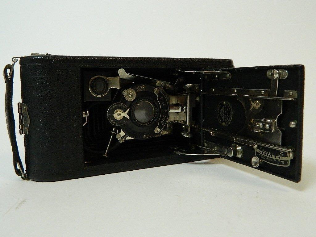 1925 Ansco Automatic No 1-A Folding Roll Camera - 3