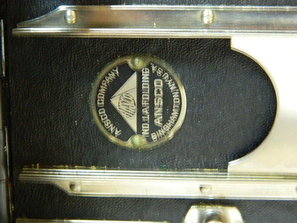 1925 Ansco Automatic No 1-A Folding Roll Camera - 4