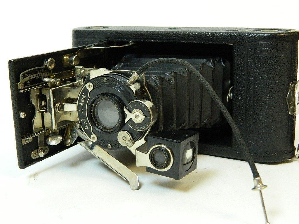 1925 Ansco Automatic No 1-A Folding Roll Camera - 6
