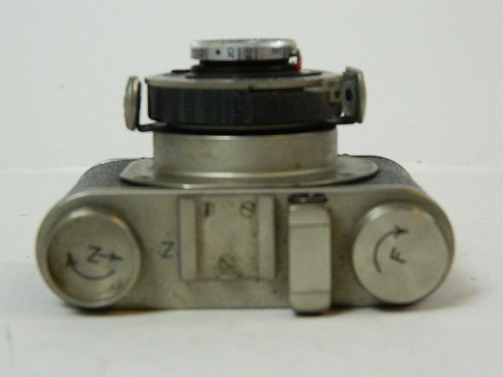 Gewirette 1937 Camera w/ F. Deckel-Monchen Lens - 2