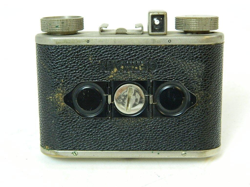 Gewirette 1937 Camera w/ F. Deckel-Monchen Lens - 3