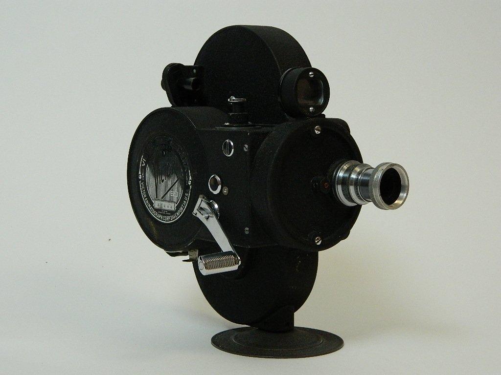 Victor Animatograph Corp. Cine' Movie Camera