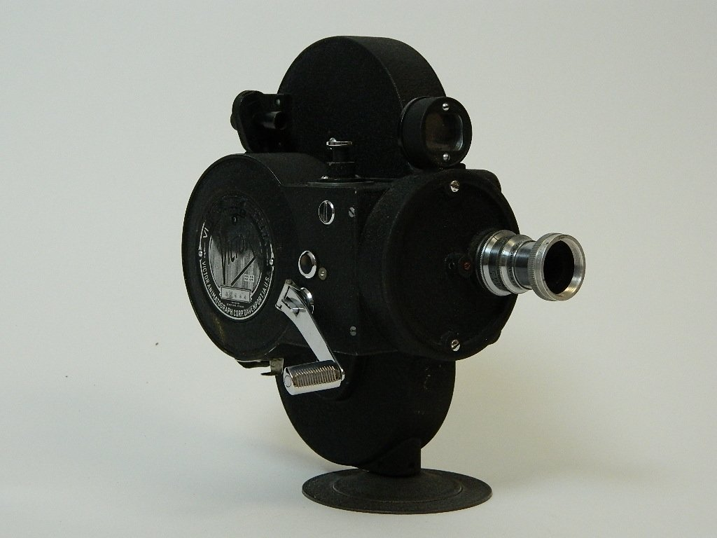 Victor Animatograph Corp. Cine' Movie Camera