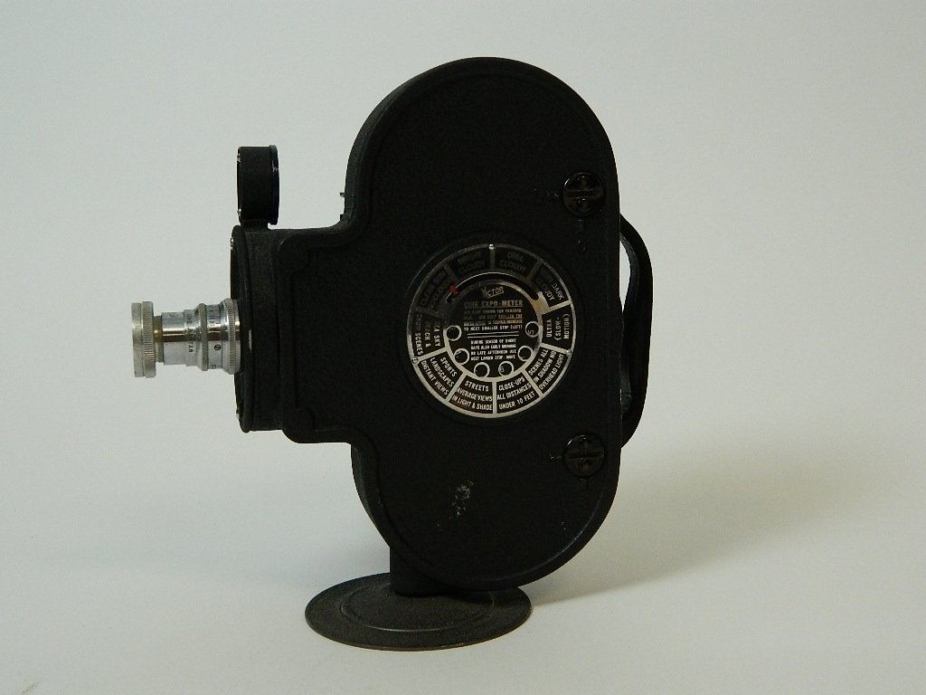 Victor Animatograph Corp. Cine' Movie Camera - 2