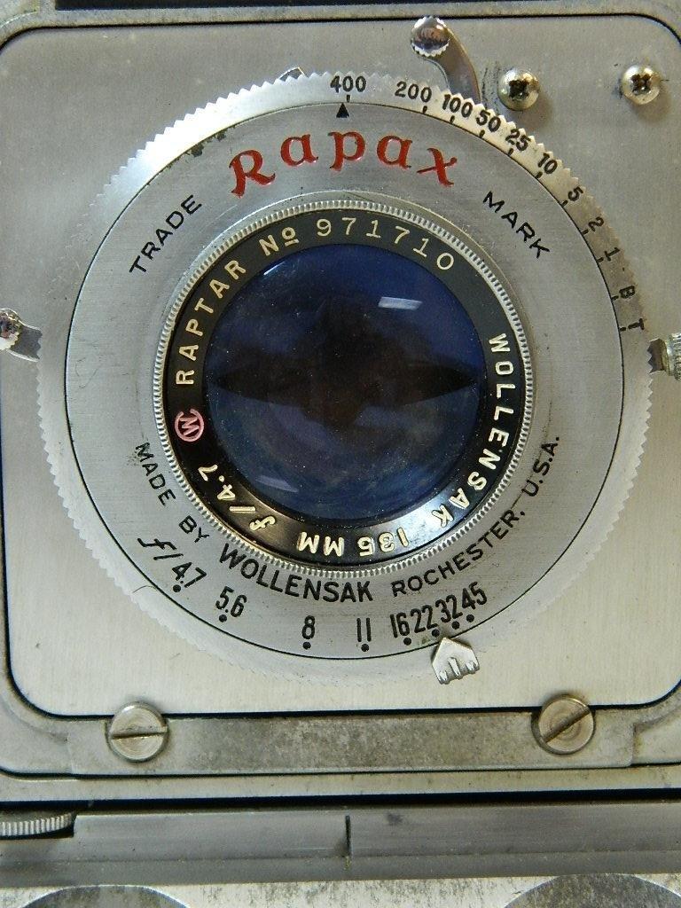 Busch Camera Pressman 4x5 Model - 2