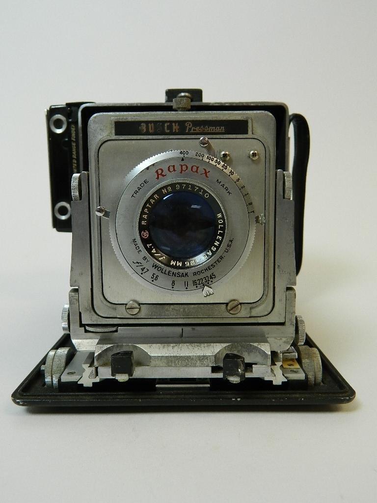 Busch Camera Pressman 4x5 Model - 3