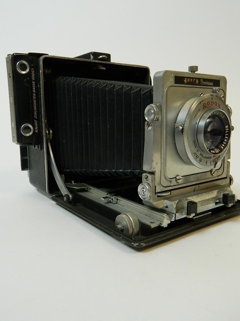 Busch Camera Pressman 4x5 Model - 4