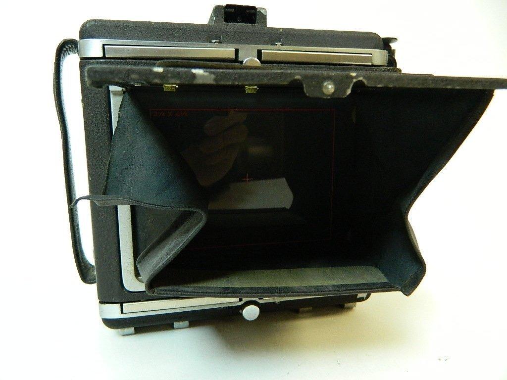 Busch Camera Pressman 4x5 Model - 7