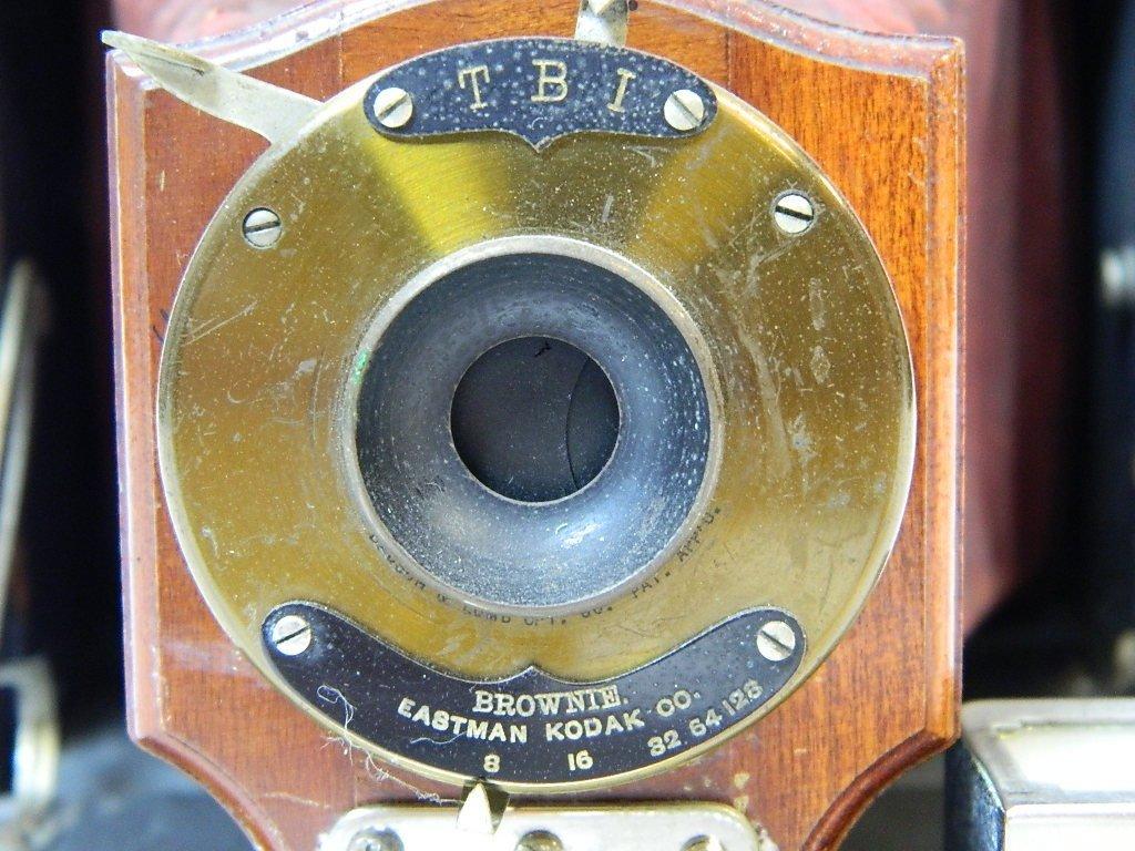 Eastman Kodak Co. No.2 Brownie Camera - 8