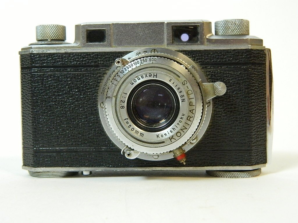 Konica Corp. 50mm Konirapid-S Lens Camera