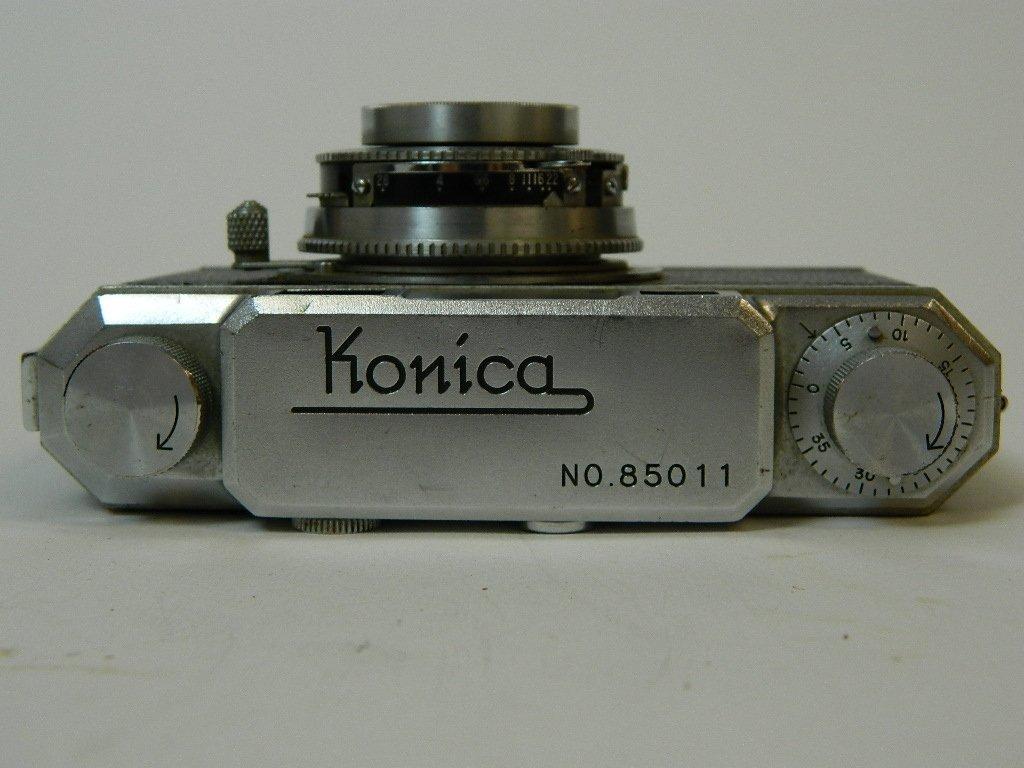 Konica Corp. 50mm Konirapid-S Lens Camera - 3