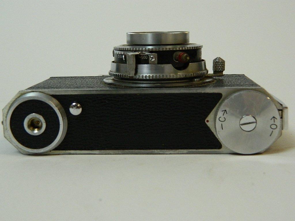 Konica Corp. 50mm Konirapid-S Lens Camera - 4
