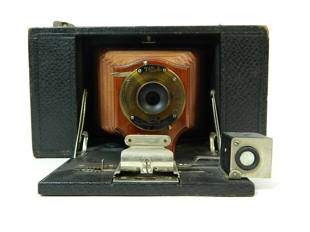 Eastman Kodak Co. No.3 Folding Brownie Camera