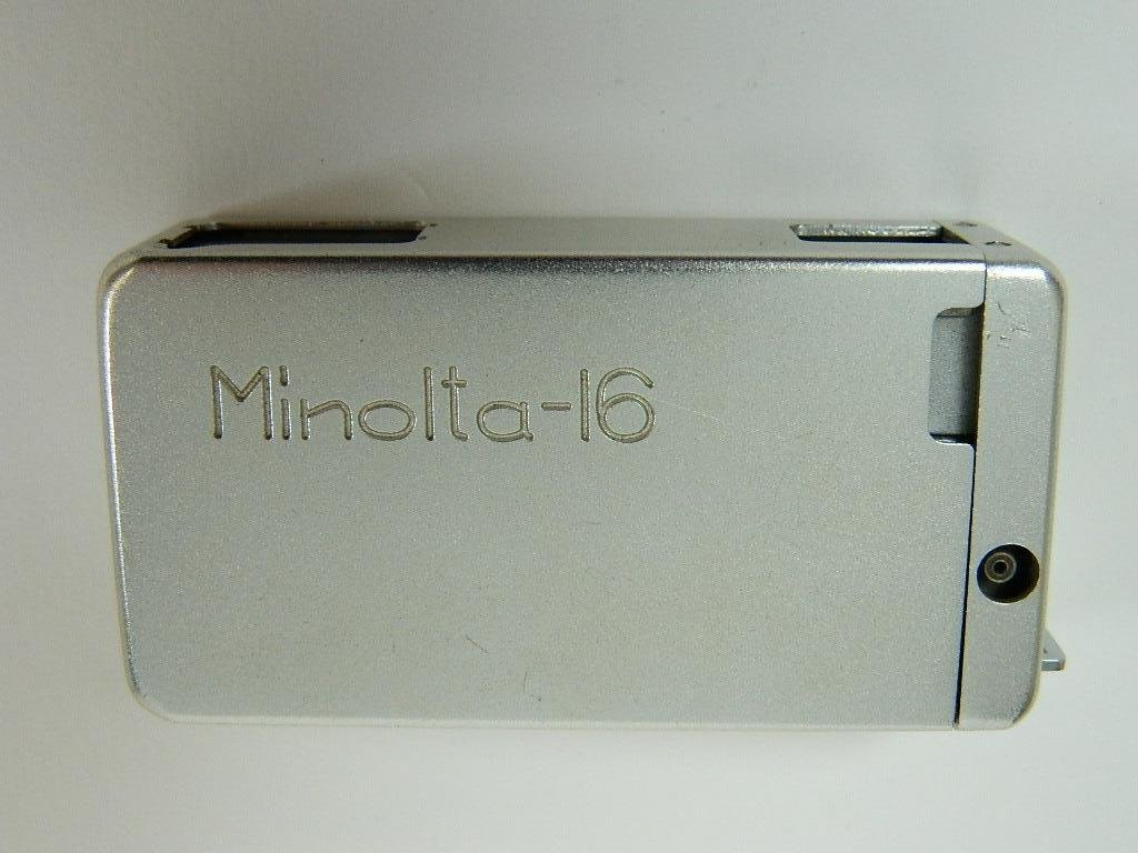 "Minolta 16"" Subminiature Rokker 3.5/25 - 2"