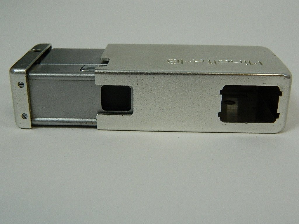 "Minolta 16"" Subminiature Rokker 3.5/25 - 6"