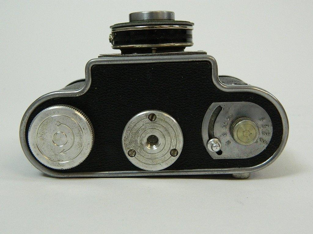 "Argus Model ""K"" Camera w/ Operators Manual - 5"