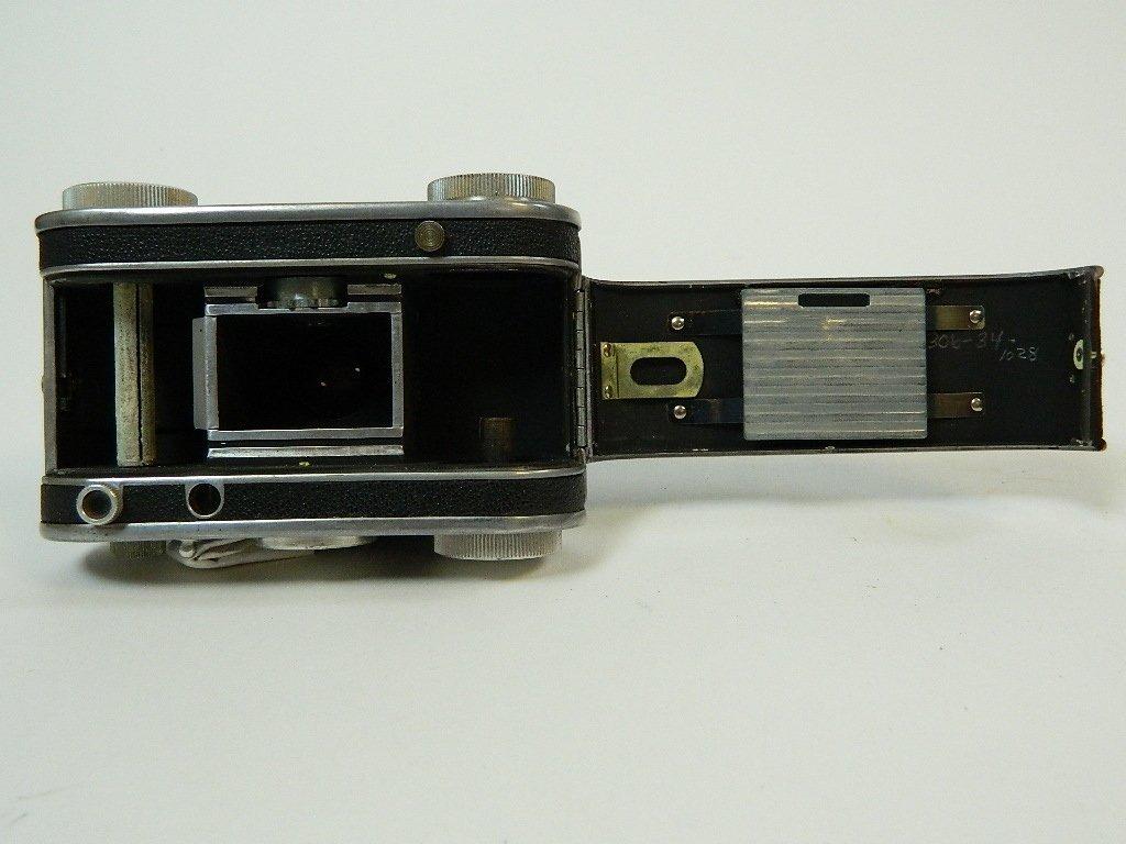 "Argus Model ""K"" Camera w/ Operators Manual - 6"