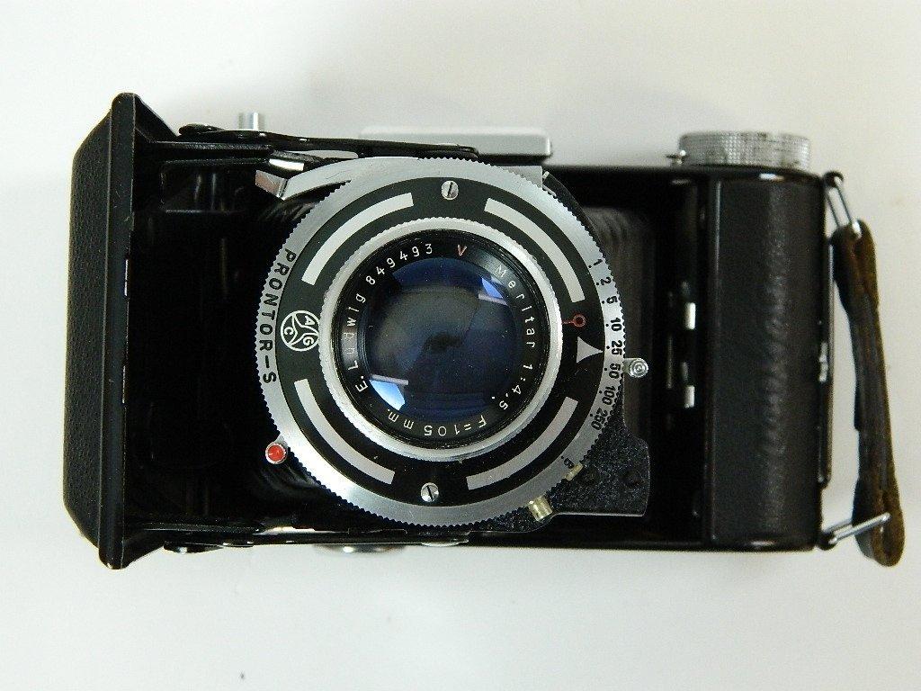 Belca-Werk Belfoca Camera w/ Case & Instructions - 3