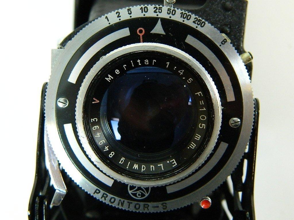 Belca-Werk Belfoca Camera w/ Case & Instructions - 4