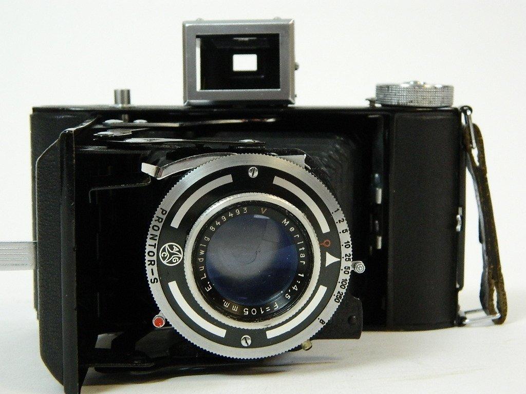 Belca-Werk Belfoca Camera w/ Case & Instructions - 8