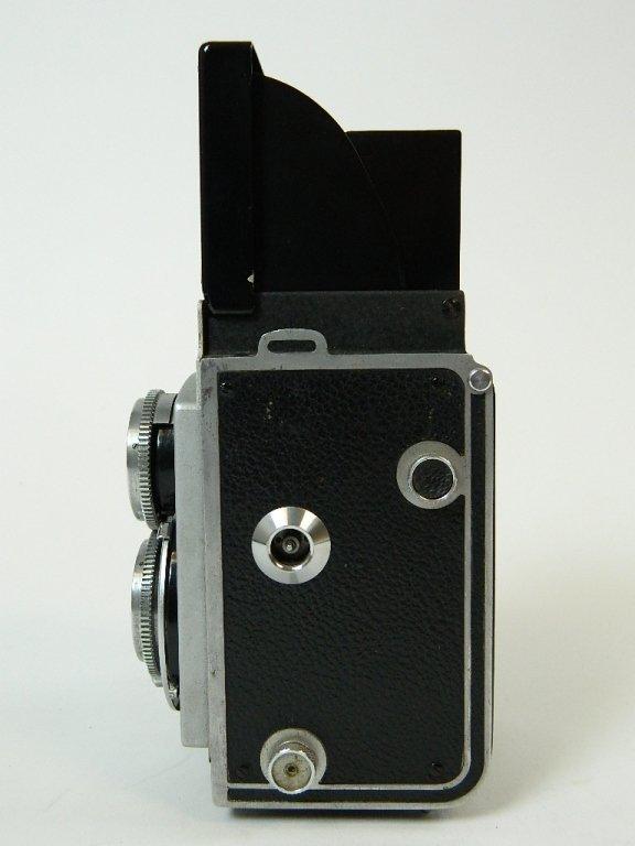 1952 Mamiyaflex II Camera w/ Sekor F3.5 Lens - 2
