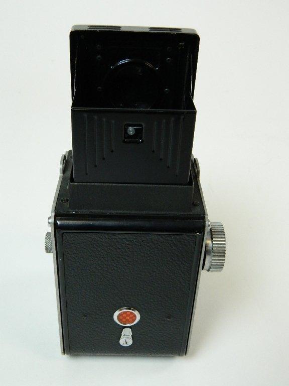 1952 Mamiyaflex II Camera w/ Sekor F3.5 Lens - 3