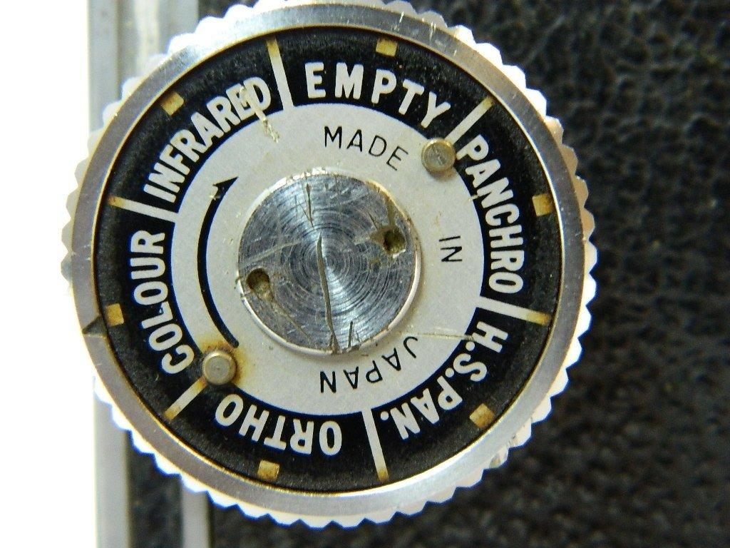 1952 Mamiyaflex II Camera w/ Sekor F3.5 Lens - 6