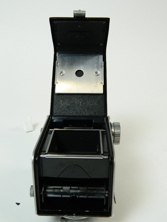 1952 Mamiyaflex II Camera w/ Sekor F3.5 Lens - 8