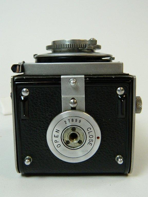 1952 Mamiyaflex II Camera w/ Sekor F3.5 Lens - 9